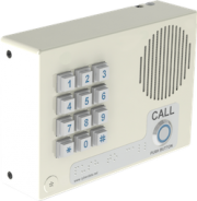image of the wireless ip intercom, call button only