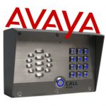 avaya certified sip door phone image