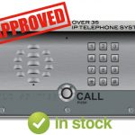 voip door phone with the keypad