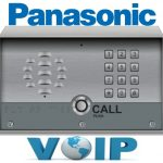 main image of the panasonic voip intercom