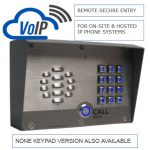 first image of the VoIP SIP Door Station