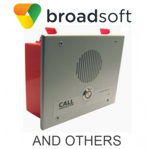 broadsoft door phone