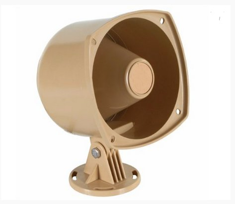CyberData Bull Horn 40W Loud Speaker, IP54 with 40 watts Continuous Duty