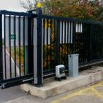 automated gate VoIP Phone Intercom